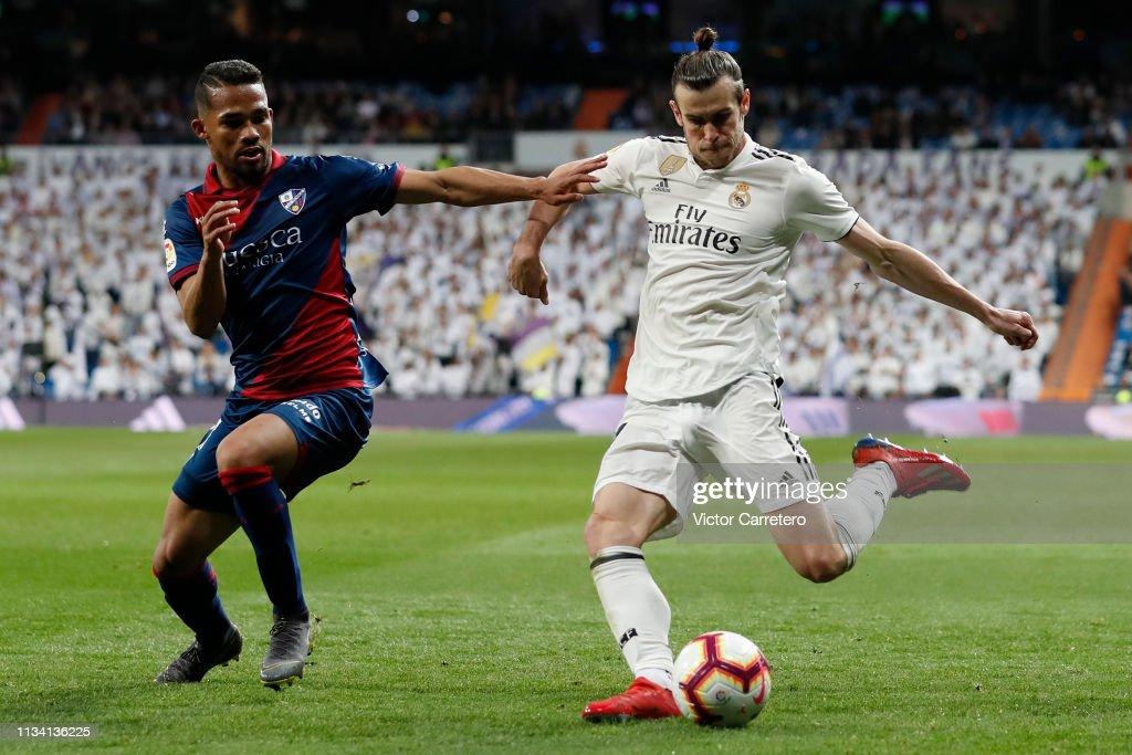 Real Madrid CF v SD Huesca - La Liga : News Photo
