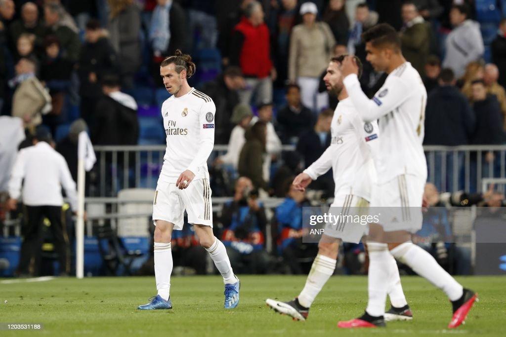 "UEFA Champions League""Real Madrid v Manchester City FC"" : News Photo"