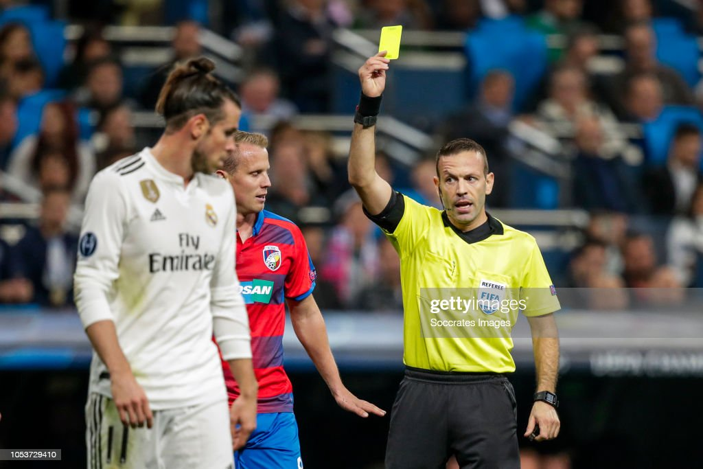 Real Madrid v Viktoria Plzen - UEFA Champions League : News Photo