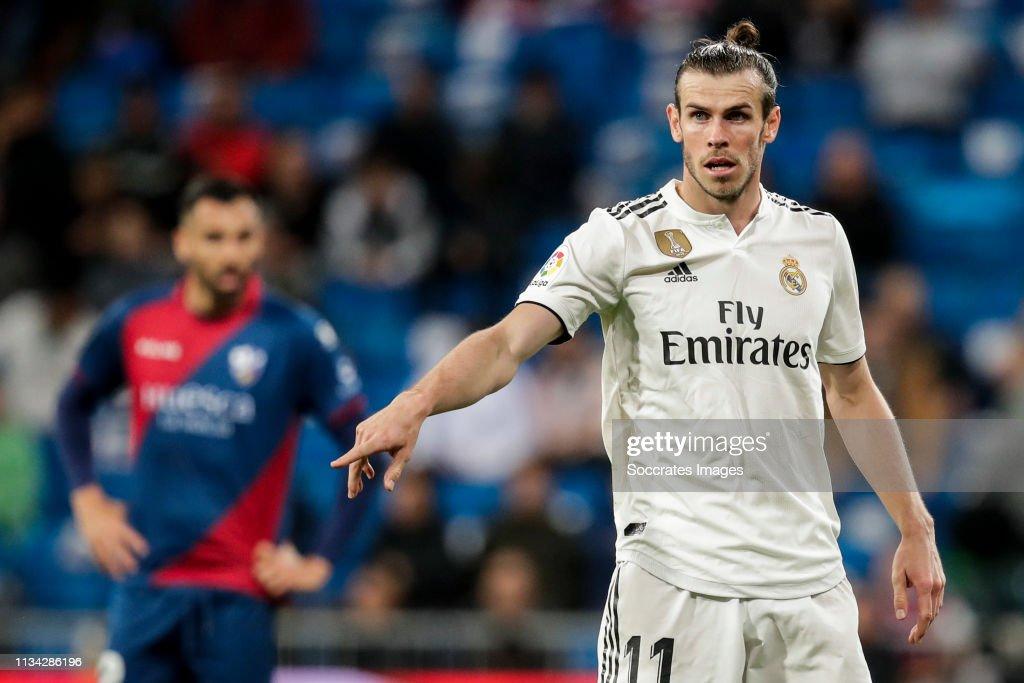 Real Madrid v SD Huesca - La Liga Santander : News Photo