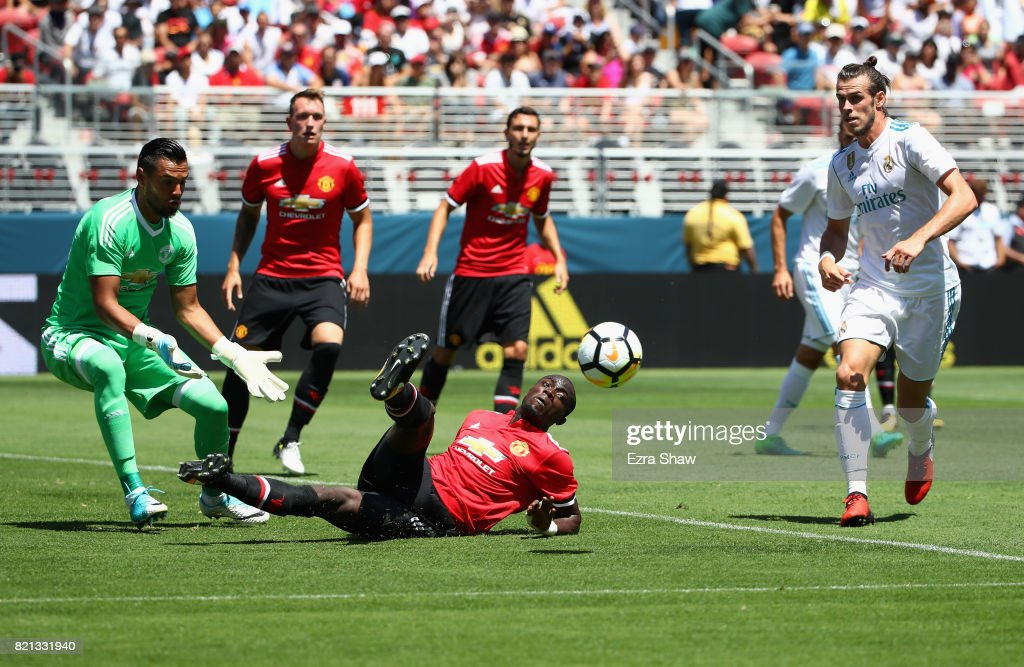 International Champions Cup 2017 - Real Madrid v Manchester United : News Photo