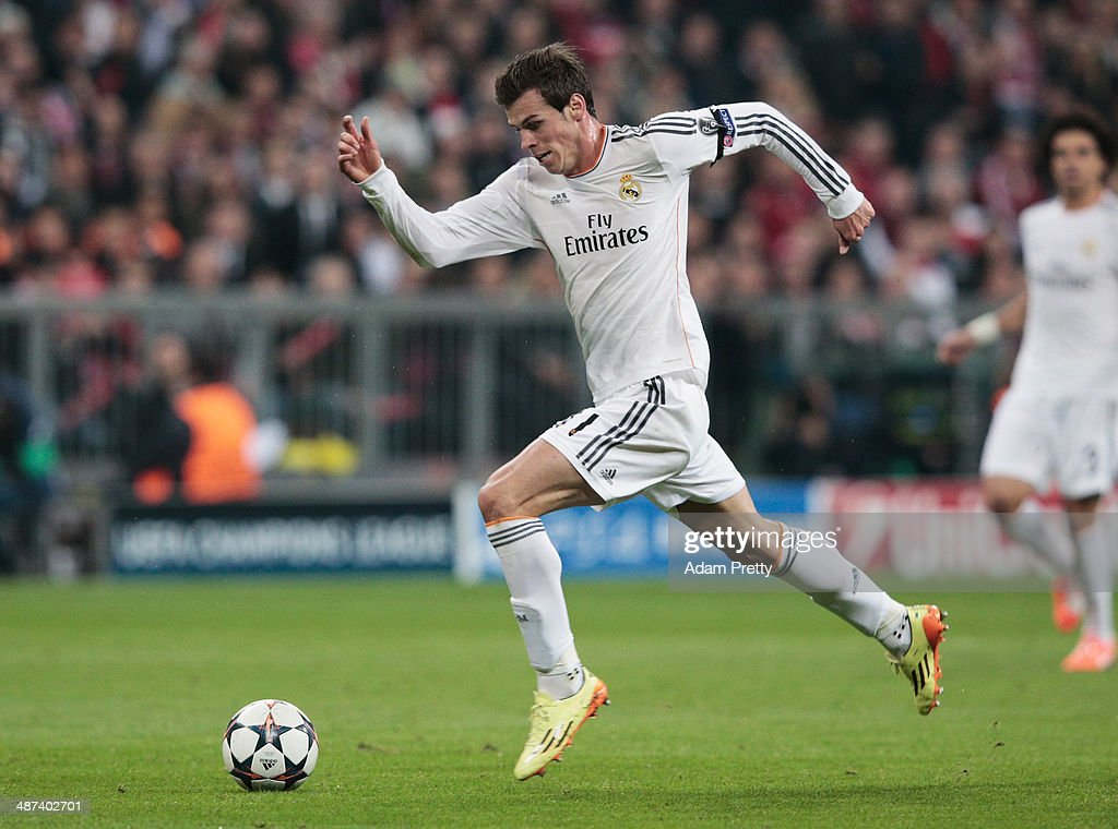 FC Bayern Muenchen v Real Madrid - UEFA Champions League Semi Final : News Photo
