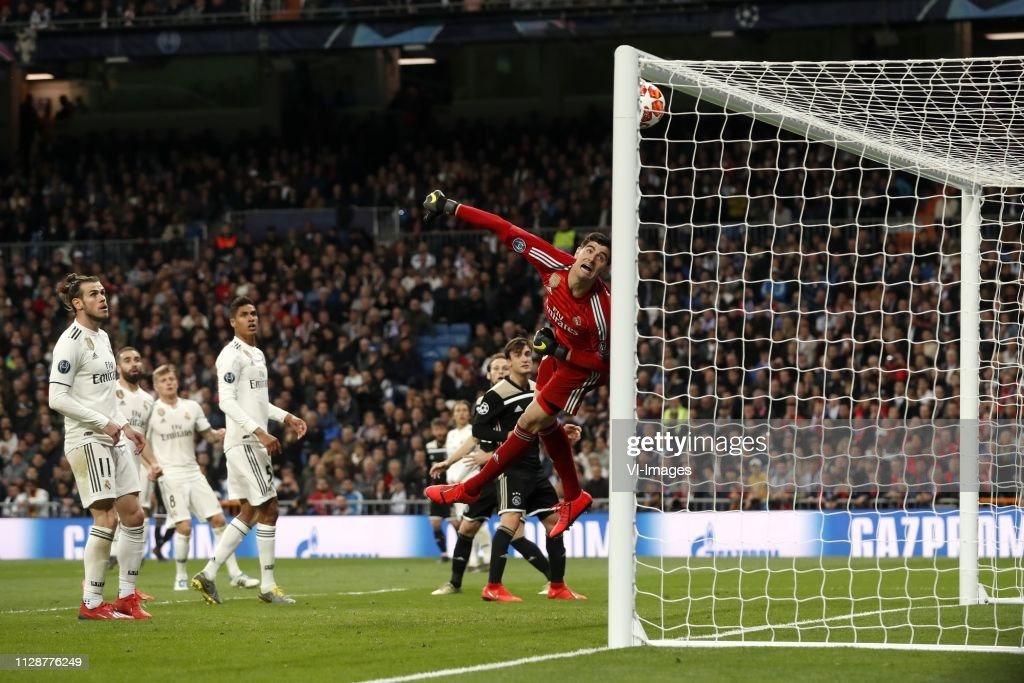 UEFA Champions League'Real Madrid v Ajax' : News Photo