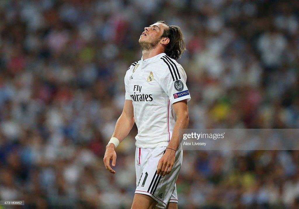 Real Madrid CF v Juventus  - UEFA Champions League Semi Final : News Photo
