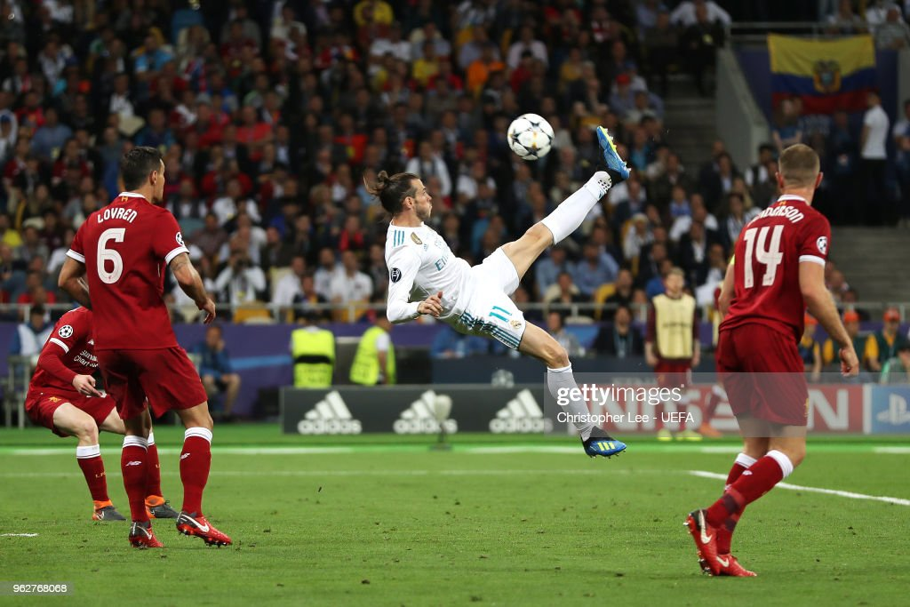 Real Madrid v Liverpool - UEFA Champions League Final : Fotografía de noticias