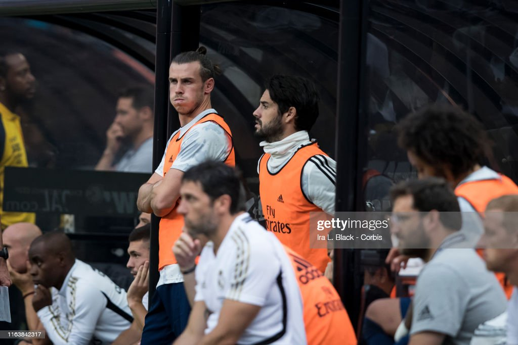 Real Madrid CF v Arsenal:  International Champions Cup : ニュース写真