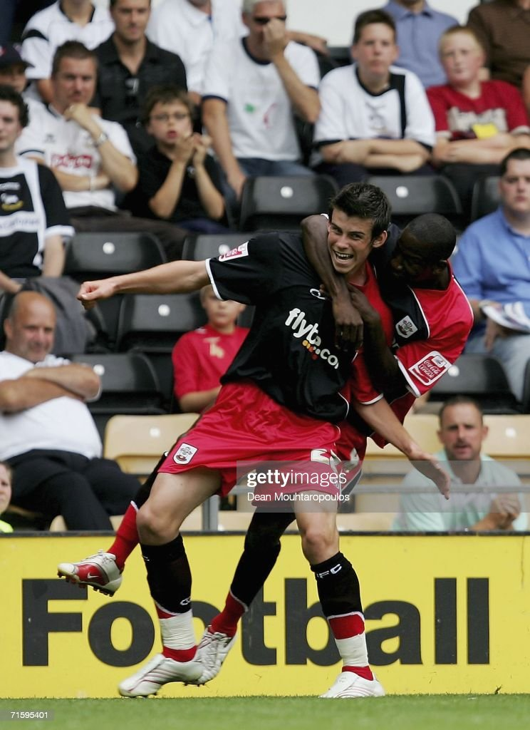 Derby County v Southampton : News Photo