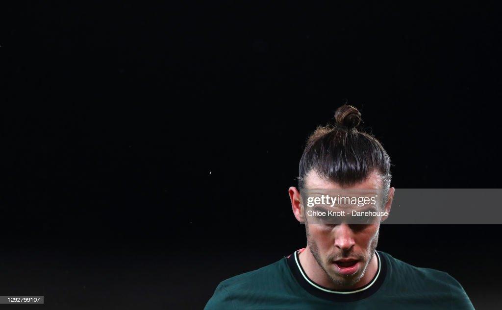 Stoke City v Tottenham Hotspur - Carabao Cup Quarter Final : News Photo