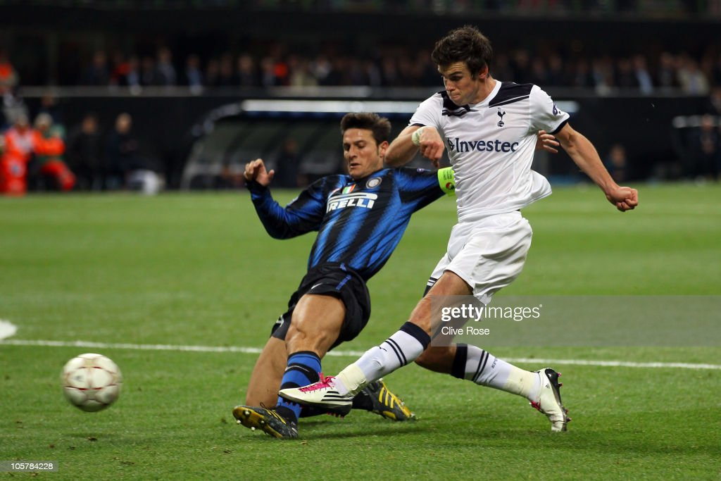 FC Internazionale Milano v Tottenham Hotspur - UEFA Champions League : News Photo