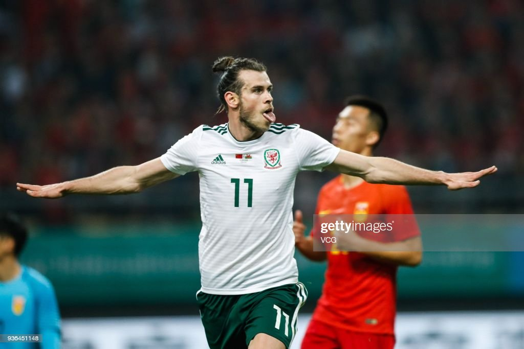 China v Wales - 2018 China Cup International Football Championship