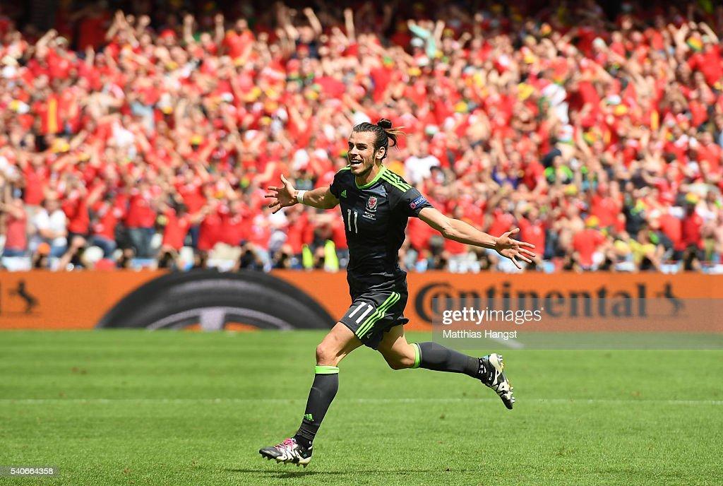 England v Wales - Group B: UEFA Euro 2016 : ニュース写真