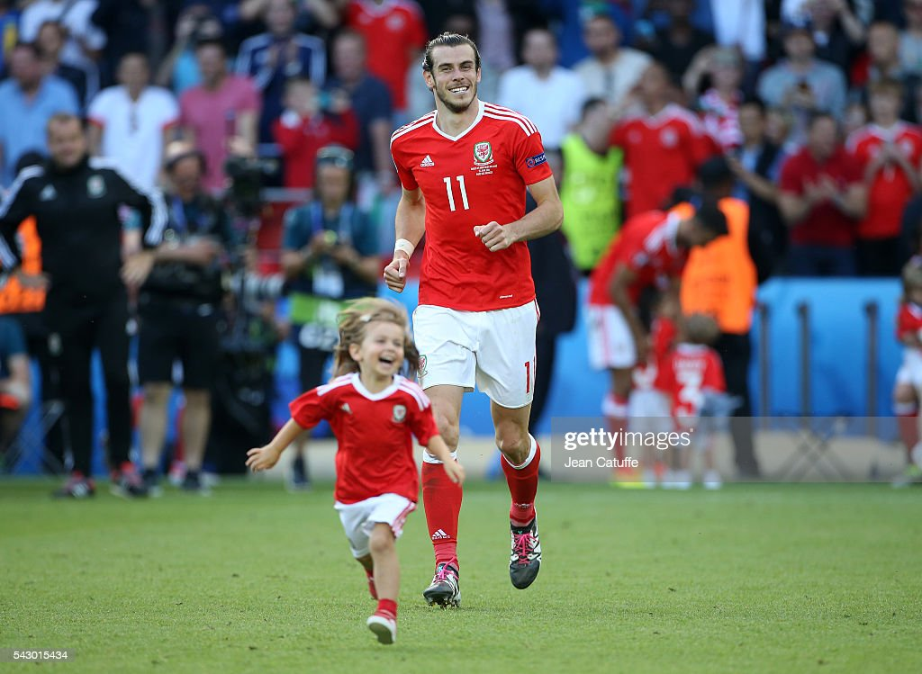 Wales v Northern Ireland - Round of 16: UEFA Euro 2016 : News Photo