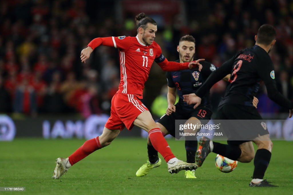 Wales v Croatia - UEFA Euro 2020 Qualifier : News Photo