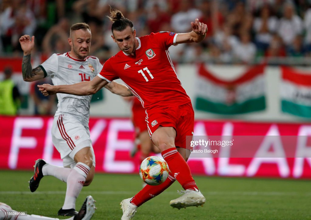 Hungary v Wales - UEFA Euro 2020 Qualifier : News Photo