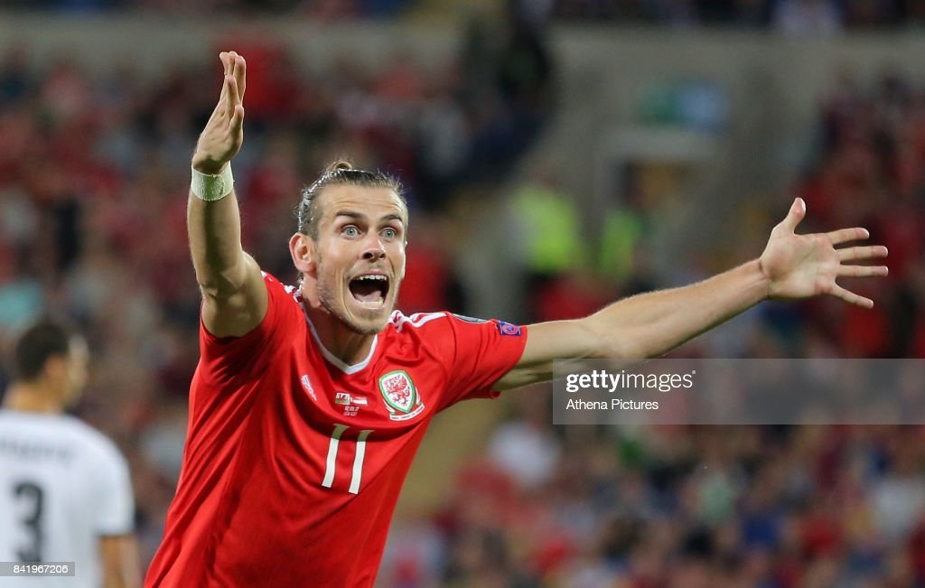 Wales v Austria - FIFA 2018 World Cup Qualifier : News Photo