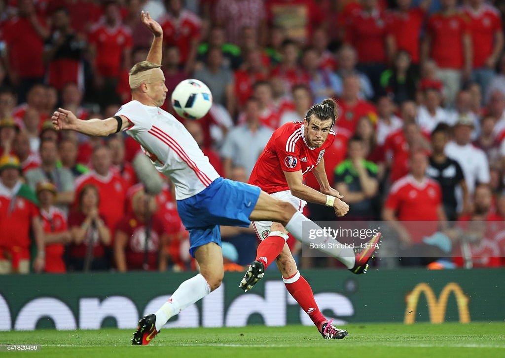 Russia v Wales - Group B: UEFA Euro 2016
