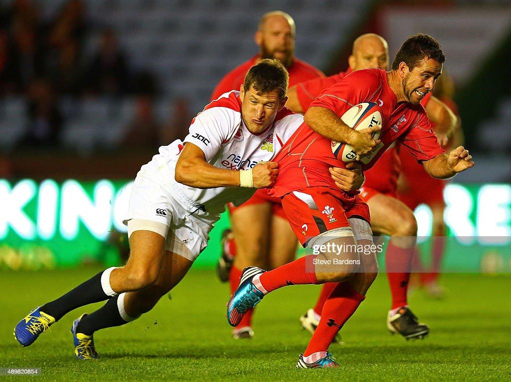 England Rugby Legends v Wales Rugby Legends