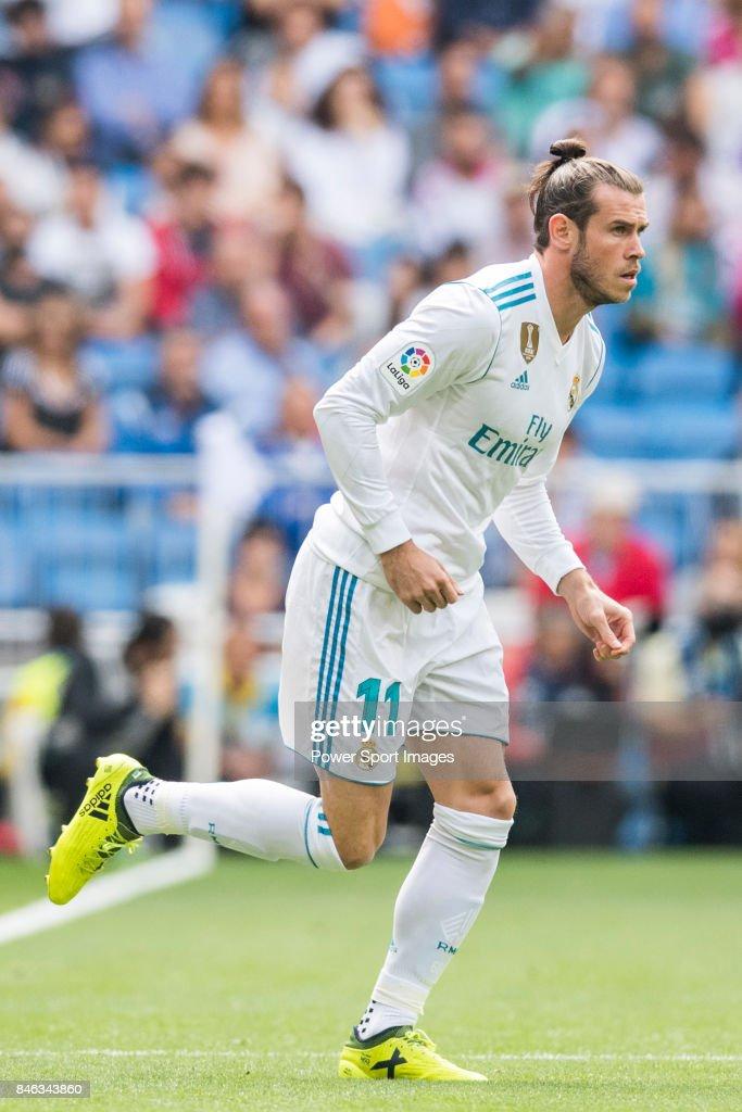 2017-18 La Liga - Real Madrid vs Levante : News Photo