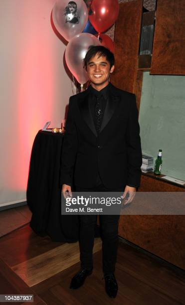 Gareth Gates attends the afterparty of 'Les Miserables' at The Barbican on September 23, 2010 in London, England.