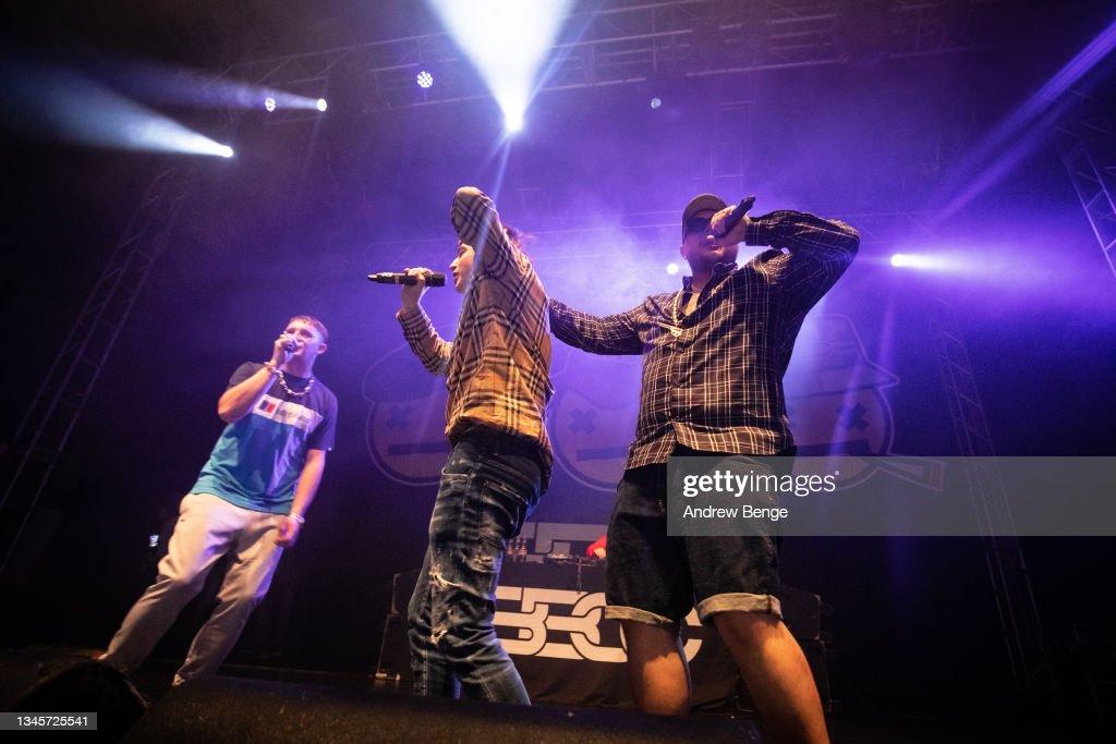 Bad Boy Chiller Crew Perform At O2 Academy, Leeds : News Photo