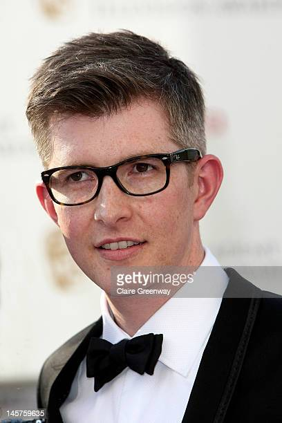 Gareth Malone attends The Arqiva British Academy Television Awards 2012 at The Royal Festival Hall on May 27 2012 in London England