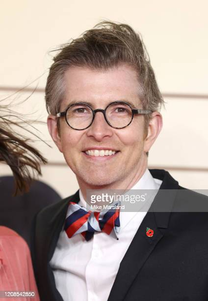 Gareth Malone attends the Military Wives UK Premiere at Cineworld Leicester Square on February 24 2020 in London England