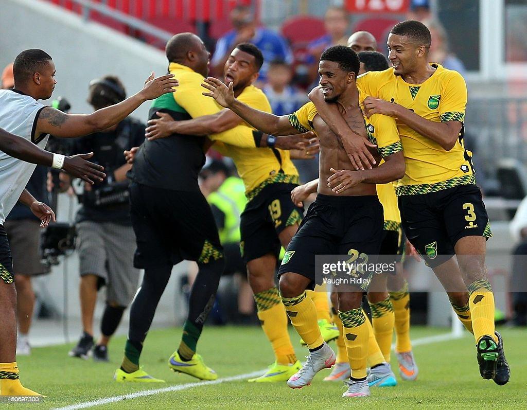 Jamaica v El Salvador: Group B - 2015 CONCACAF Gold Cup