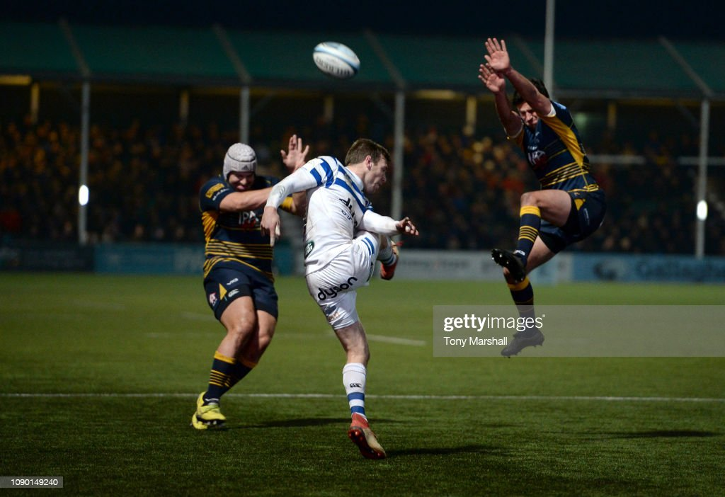 Worcester Warriors v Bath Rugby - Gallagher Premiership Rugby : News Photo