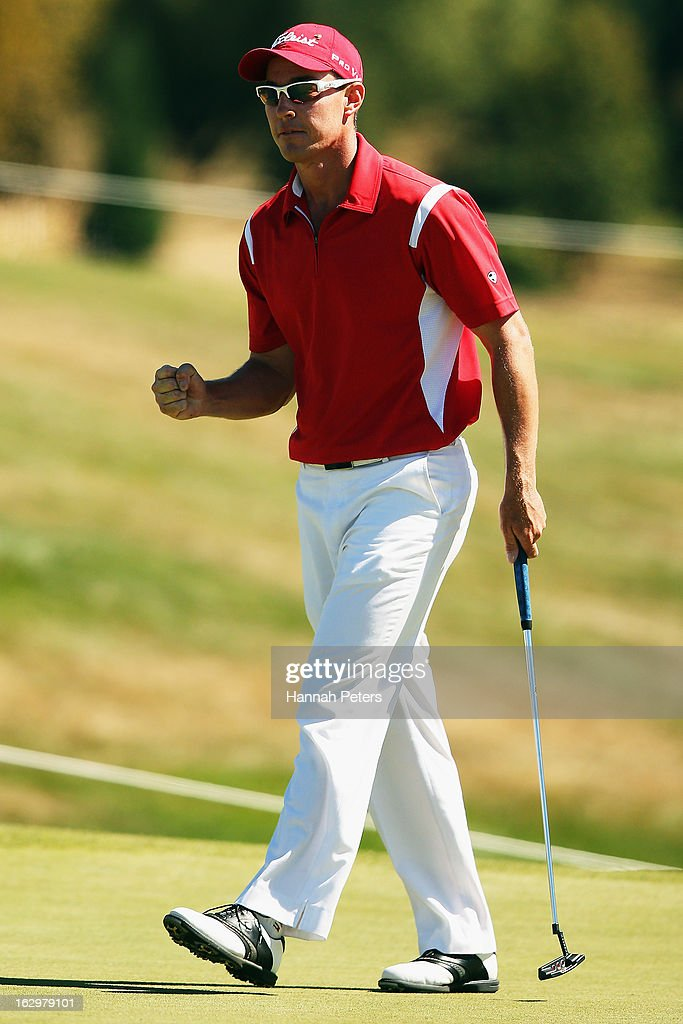New Zealand PGA Championship - Day 4