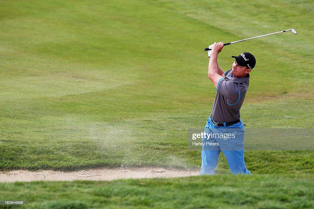 New Zealand PGA Championship - Day 3