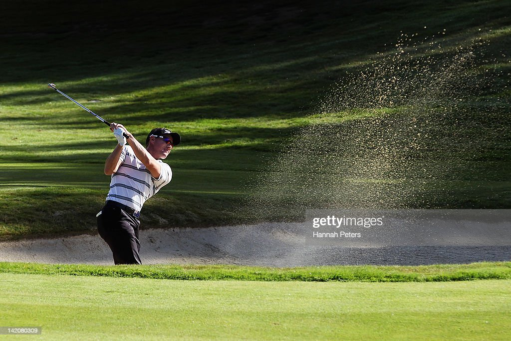 New Zealand PGA Pro-Am - Day 2