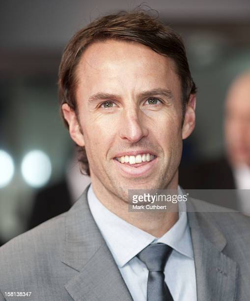 Gareth Southgate Arrives At The Prince'S Trust Celebrate Success Awards At The Odeon Leicester Square London