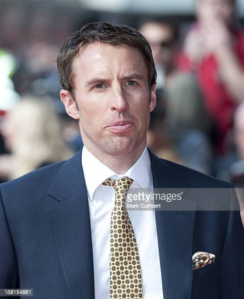 Gareth Southgate Attends The Prince'S Trust And L'Oreal Paris Success Awards At The Odeon Leicester Square London