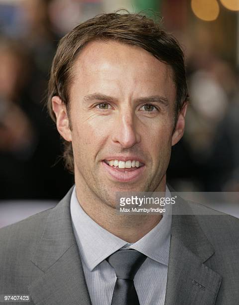 Gareth Southgate attends the Prince's Trust Celebrate Success Awards at Odeon Leicester Square on March 1 2010 in London England