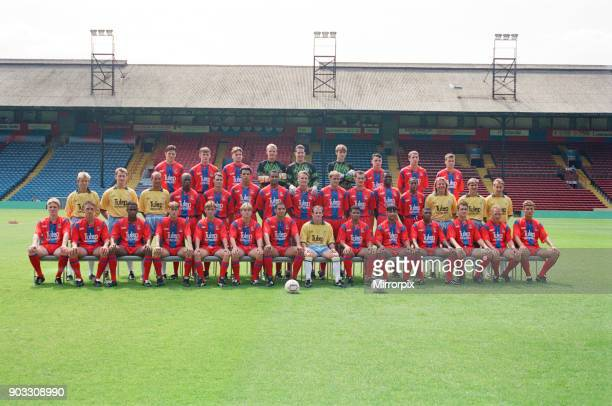 Gareth Southgate footballer for Crystal Palace FC Gareth is picture back row 2nd from the right standing up Gareth Southgate joined Crystal Palace FC...