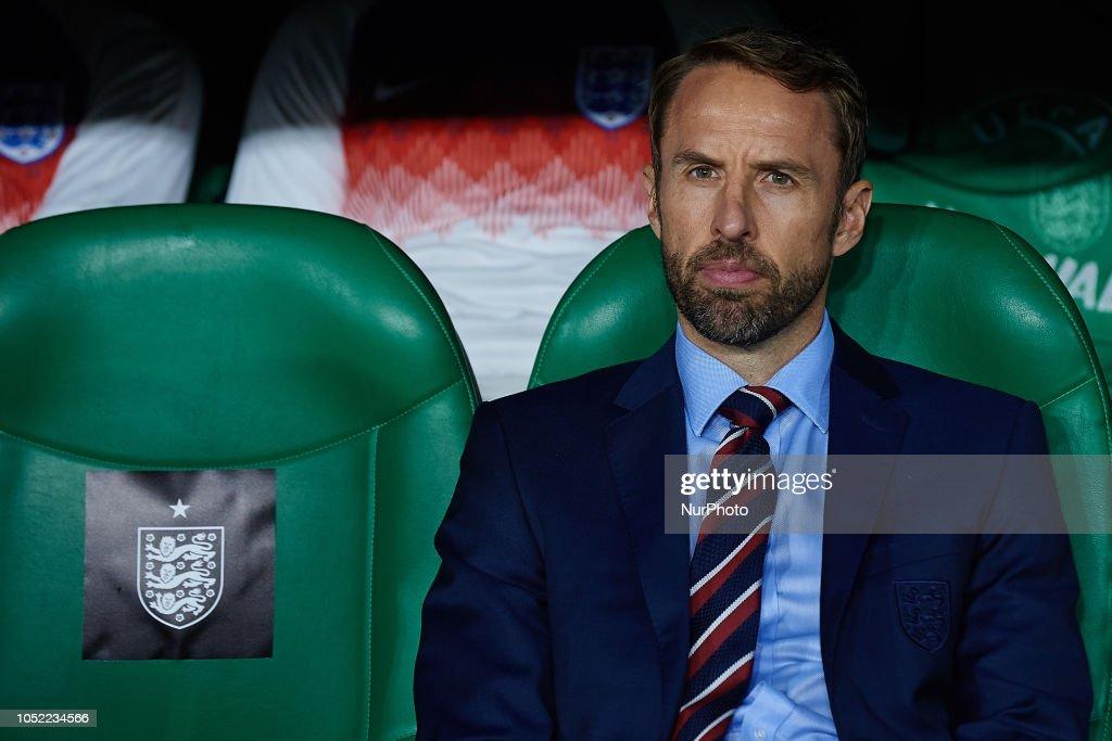 Spain v England - UEFA Nations League A : News Photo
