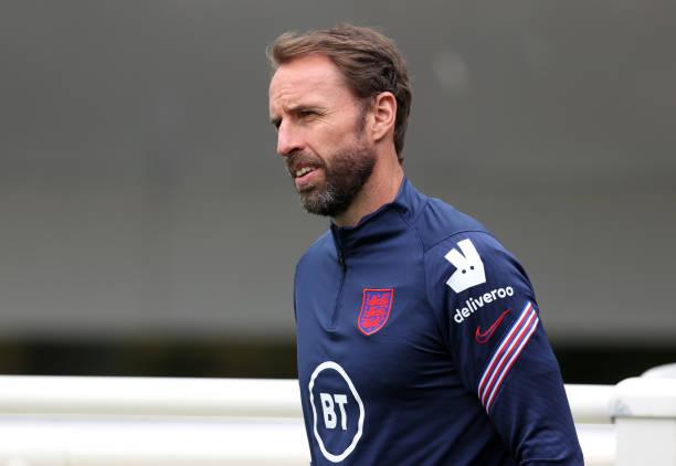 GBR: England Training Camp - Euro 2020