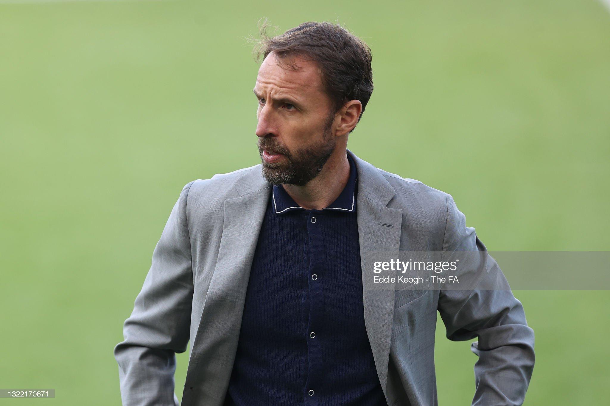 Gareth Southgate has a major selection dilemma ahead of Euro 2020