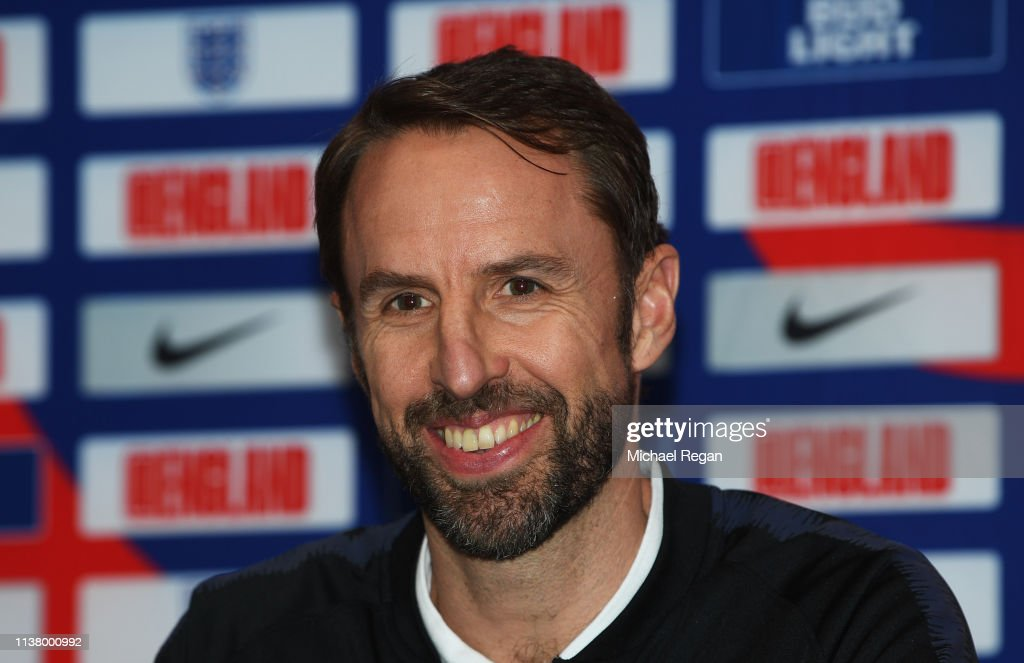 MNE: England Press Conference