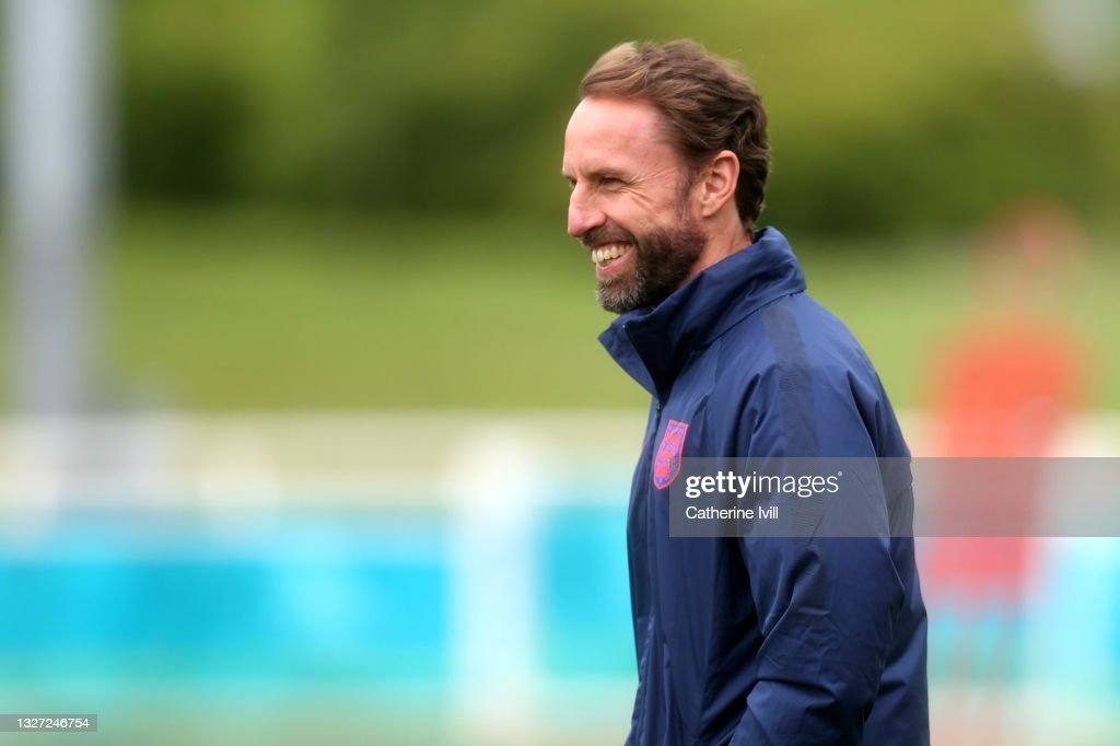 England Training Camp - Euro 2020 : News Photo
