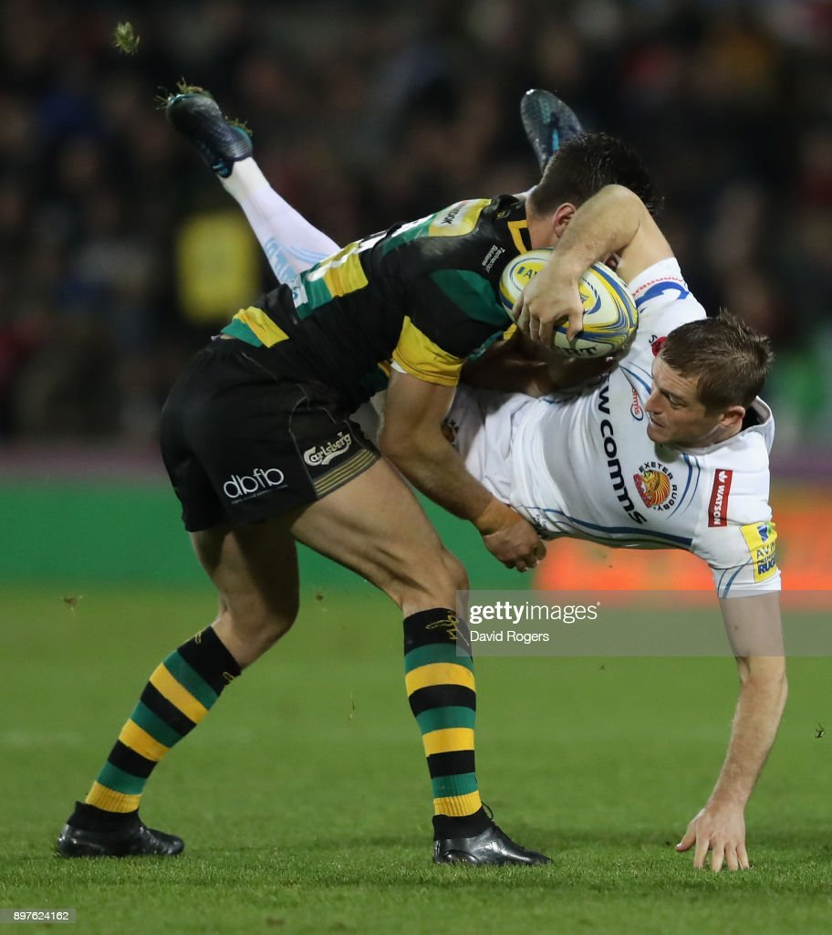 Northampton Saints v Exeter Chiefs - Aviva Premiership