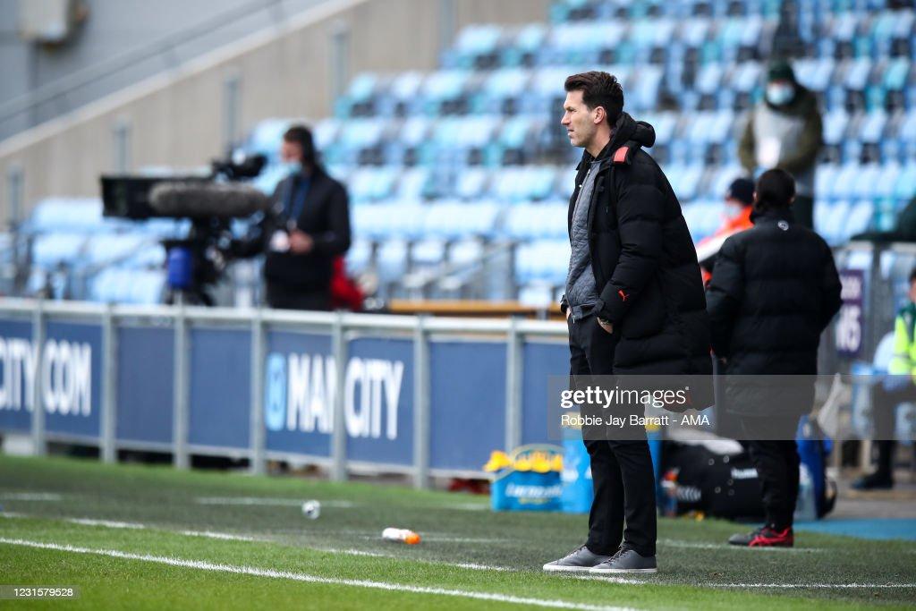 Manchester City Women v Everton Women - Barclays FA Women's Super League : News Photo