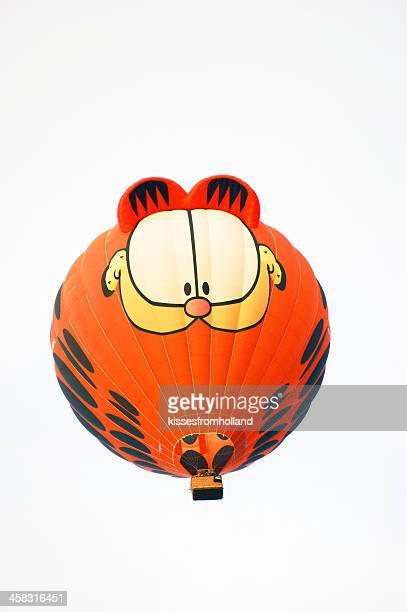 Garfield hot air balloon
