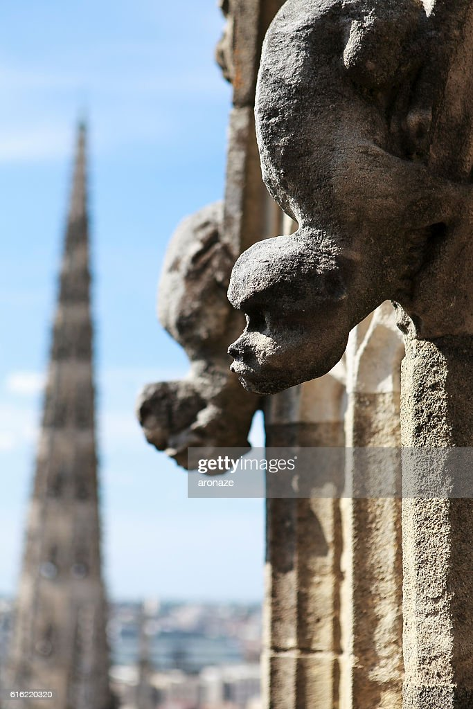 gargoyles : Stock Photo