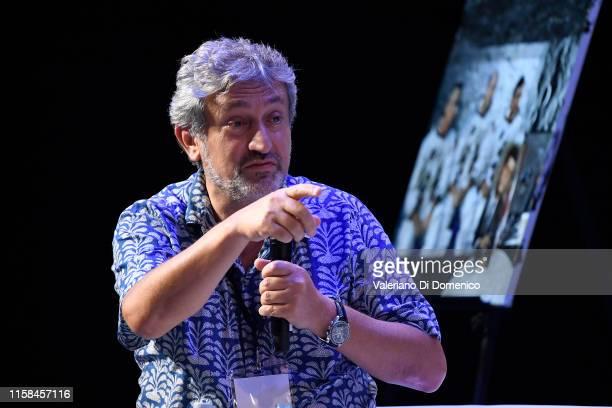 Garik Israelian attends Starmus V A Giant Leap sponsored by Kaspersky at Samsung Hall on June 26 2019 in Zurich Switzerland