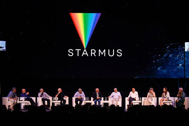 CHE: Day 3 - Starmus Festival V: A Giant Leap
