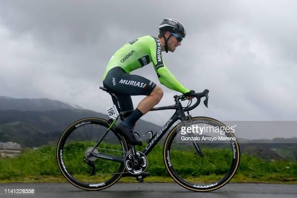 Garikoitz Bravo of Spain and Team Euskadi Basque Country - Murias / during the 59th Itzulia-Vuelta Ciclista Pais Vasco 2019, Stage 1 a 11,2km...