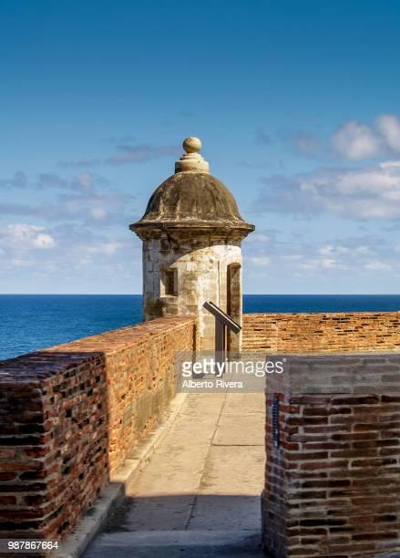 garita - paisajes de puerto rico fotografías e imágenes de stock