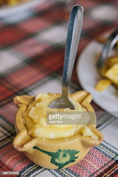 Garlic aioli sauce
