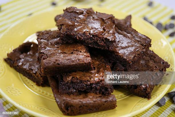 Garlic brownies seen in the Star test kitchen Fish Lake Garlic Man's garlic lives on although he isn't around anymore Bulbs of his special garlic are...